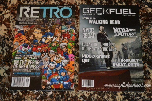 Geek Fuel Review October 2015
