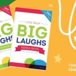 New Children's Joke Books Raise Funds to Help Families Pay for Child Medical Expenses