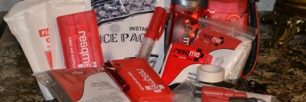 Resqme Prepareme Lifesaver Kit The Essentials Deluxe