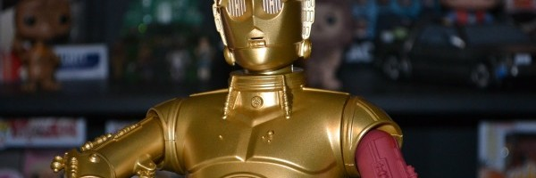 Bring Home Star Wars C-3PO Interactive Robotic Droid This Holiday!