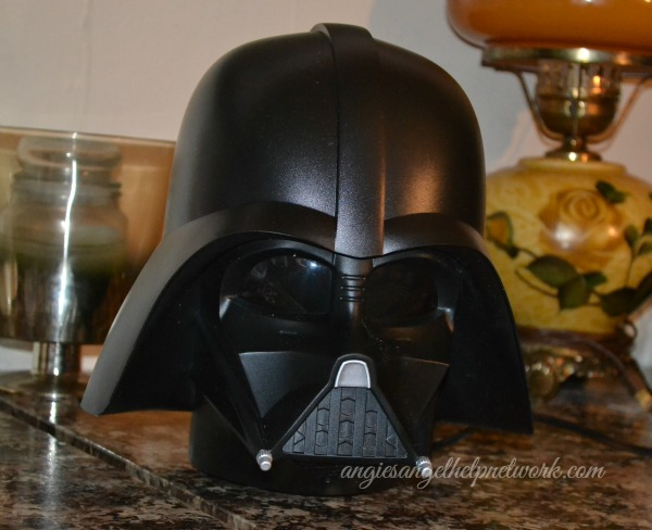We Love Our New Star Wars Ultra Sonic Cool Mist Humidifier