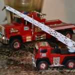 2015 Hess Fire Truck and Ladder Rescue Is Here!
