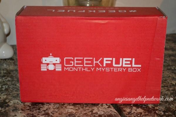 Geek Fuel Review November 2015