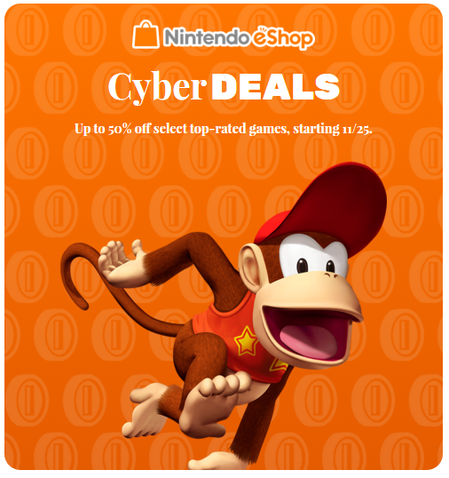 Nintendo Hardware Bundles & Game Deals for Black Friday