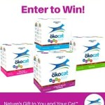 Okocat Natural Cat Litter Giveaway! #awesomeokocat