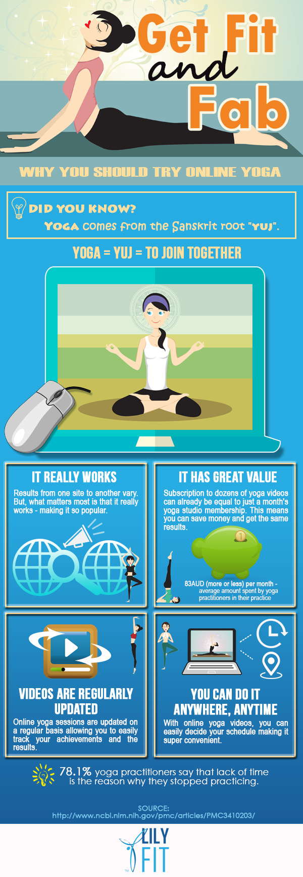 Why You Need To Try Online Yoga