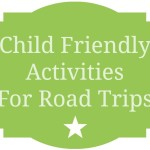 Child Friendly Activities For Road Trips