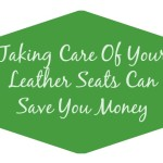 How Caring For Your Car's Leather Seats Can Save You Money