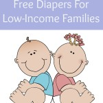 Free Diapers For Low-Income Families