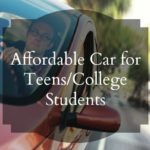 Great Little Affordable Car for Teens/College Students