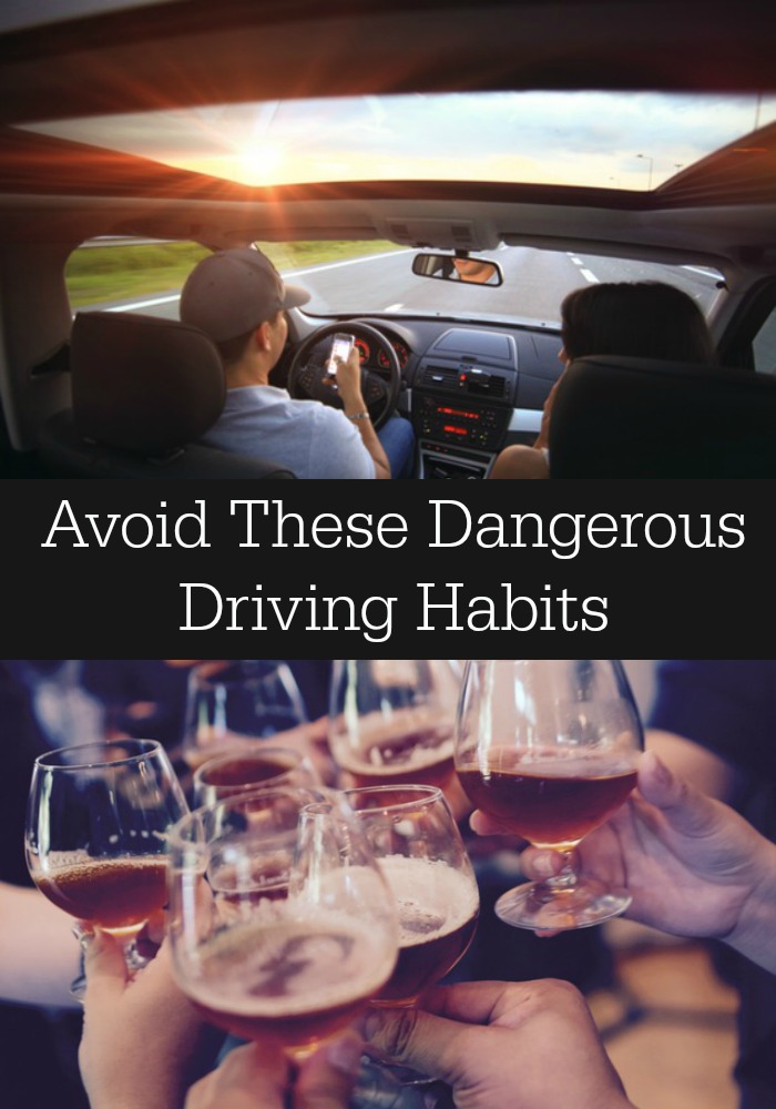 Avoid These Dangerous Driving Habits
