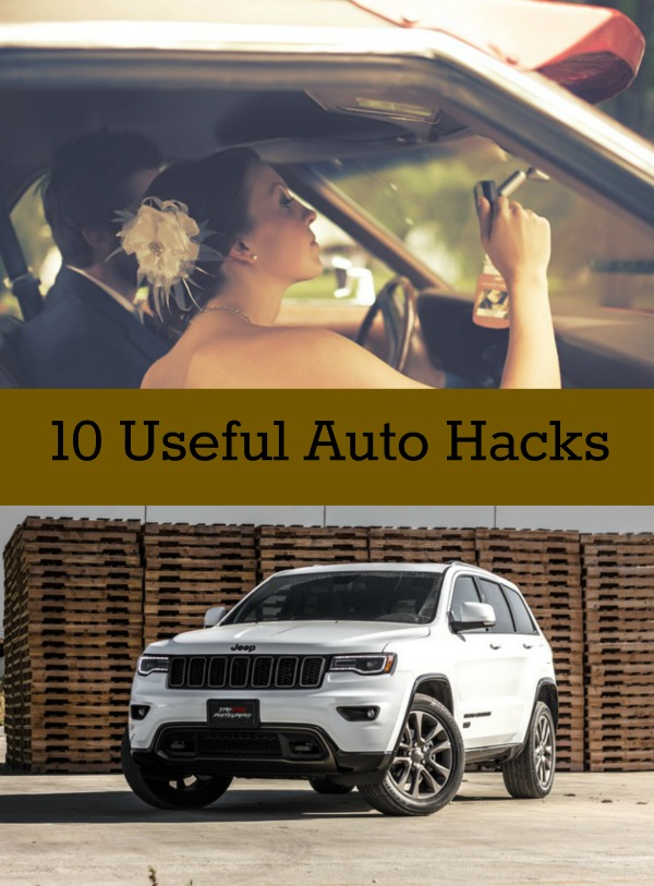 10 Useful Auto Hacks