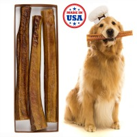 Wag Haus Ultra Premium Thick Bully Sticks For Dogs