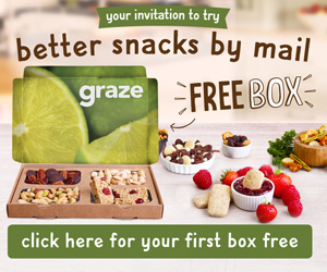 First snack box free