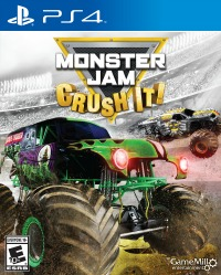 Monster Jam Crush It! PS4