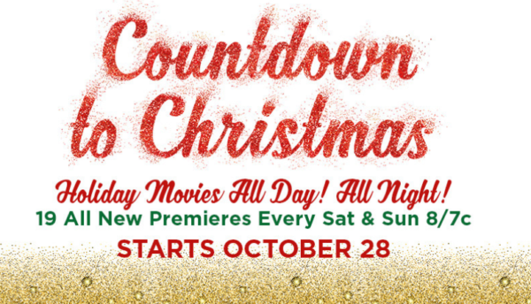 Hallmark 2016 Christmas Movie Schedule