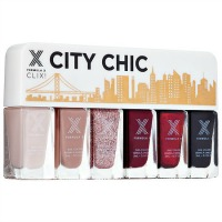 Formula X City Chic CLIX! - Travel-Friendly Nail Polish Set