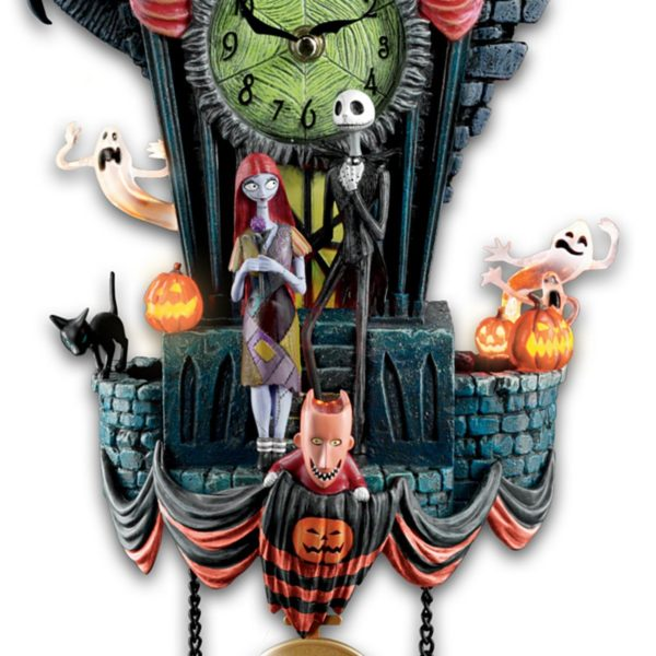 The Nightmare Before Christmas Cuckoo Clock