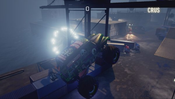 Monster Jam: CRUSH IT! for PS4