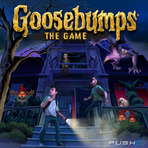 Goosebumps Has a PS4 Game