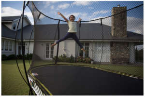 The World's First Smart Trampoline Is Now Available in America