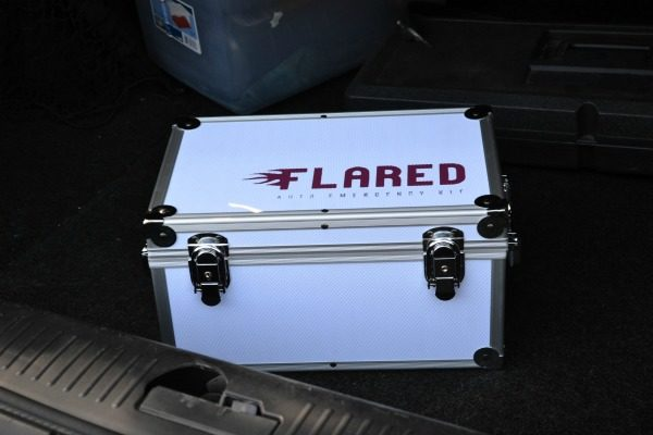 FLARED Want's Woman Drivers To Feel Confident On The Road