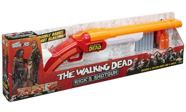 The Walking Dead Blasters Is A Great Gift To Get The Kids Up And Moving