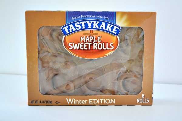 2 Ingredient Tastykake Maple Sweet Rolls Cake Pops