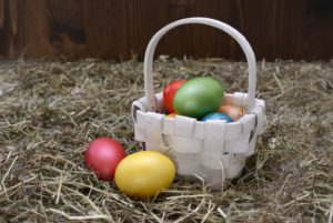 It's Always a Good Idea to Make Sure Your Easter Basket Arrives on Time