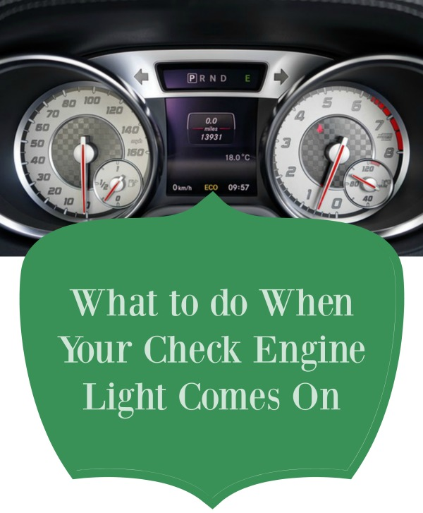 what to do when your check engine light comes on. Black Bedroom Furniture Sets. Home Design Ideas