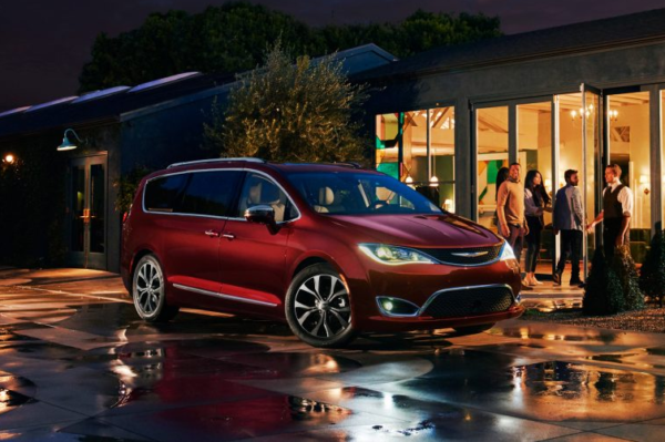 The 2017 Chrysler Pacifica And Why We Love It!
