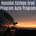 Hyundai College Grad Program Auto Program