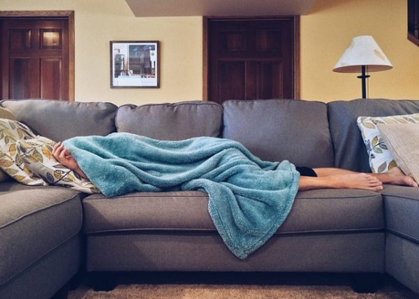 Noise to fall asleep?