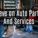 Save on Auto Parts And Services