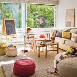 Ingredients of a Shabby Chic Living Room Suited for Both Kids and Adults