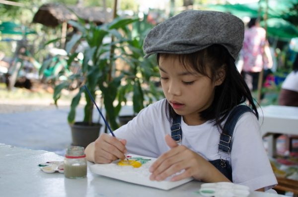 Support Your Child's Passion in Painting Without Having to Spend Too Much